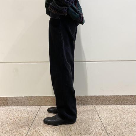 90s~ corduroy wide pants