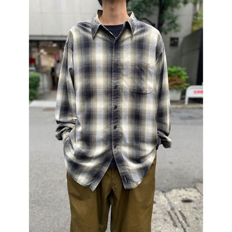 """POLO SPORT"" L/S checked shirt"
