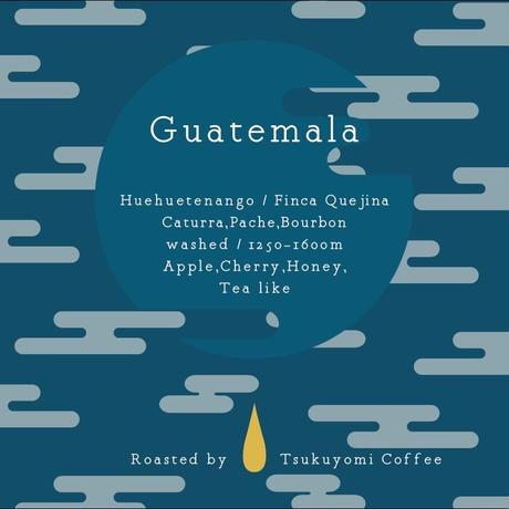 グァテマラ・ウエウエテナンゴ・コンセプシオン ウイスタ・ケヒナ農園/ウォッシュド 200g
