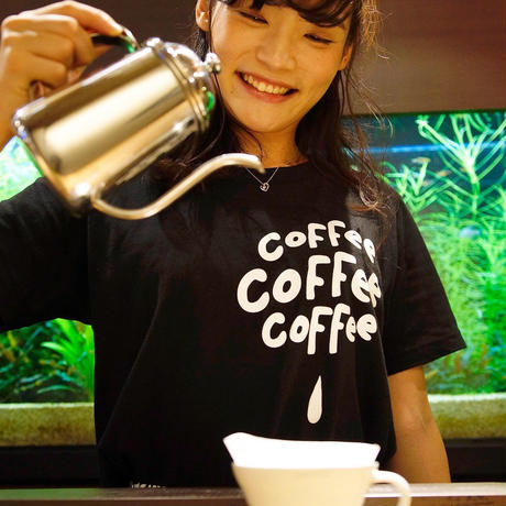 COFFEE Tシャツ