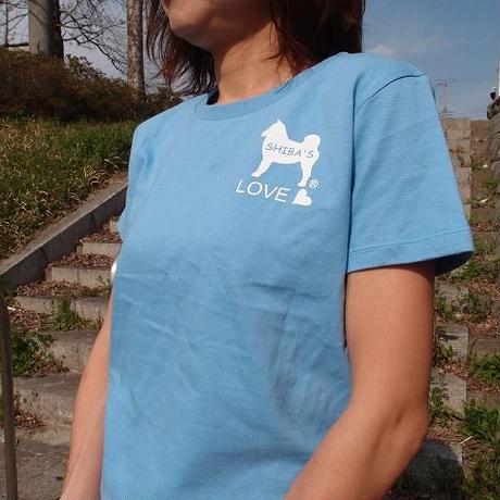 Tシャツ(女性専用) LOVE ワンポイント デザイン