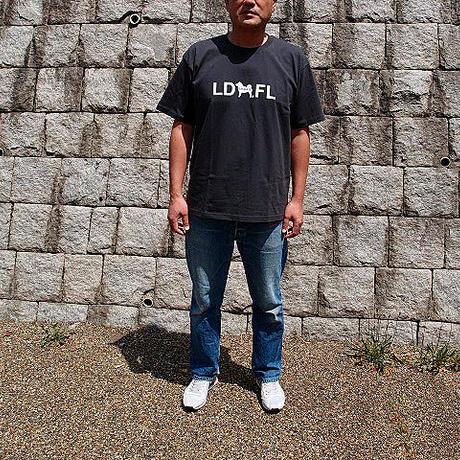 Tシャツ(男女兼用) LDLF デザイン