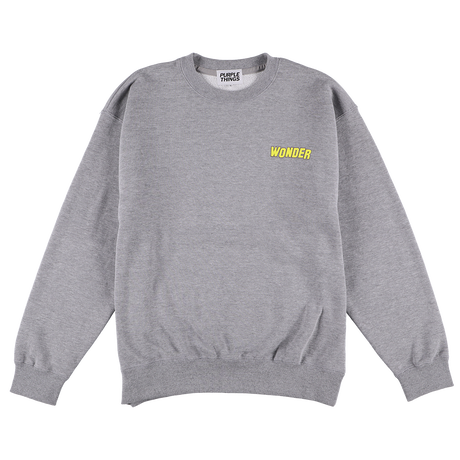 【19AW】WONDER C/SWEATSHIRT