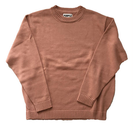 【18SS】OLD COTTON SWEATER