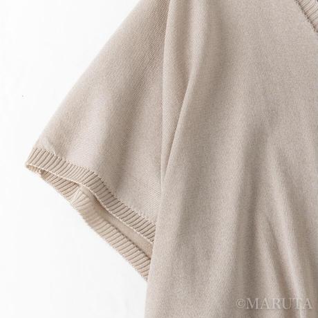 Knit Okazaki wide  Cardigan