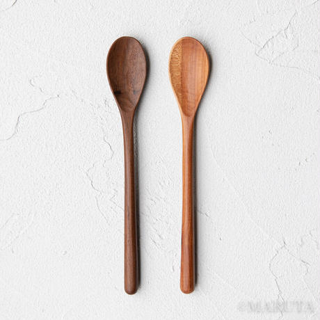 N'works Spoon cherry・walnut