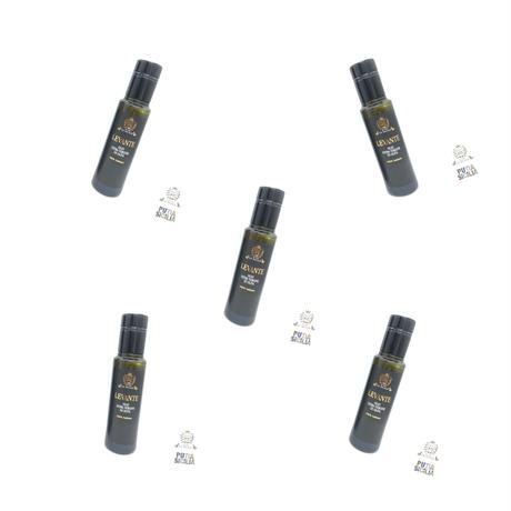 【レヴァンテ ラ シチリア】EXバージンオリーブオイル100ml(瓶) 5本セット