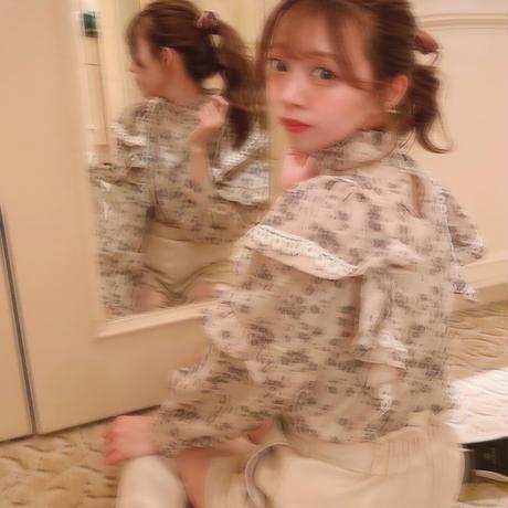 Gypsophila blouse  ″ivory″
