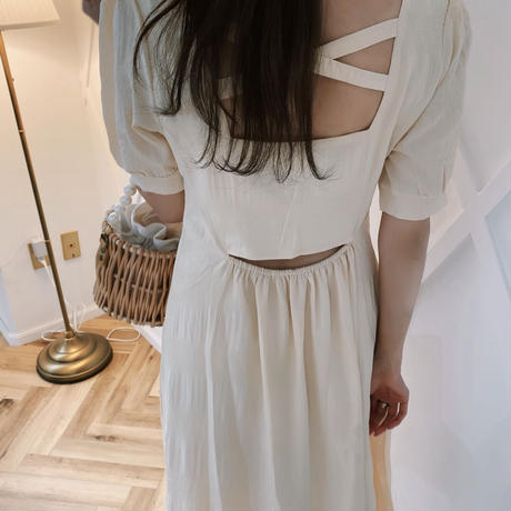 back open onepiece
