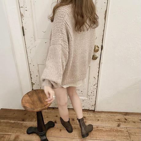 mochimochi loose knit