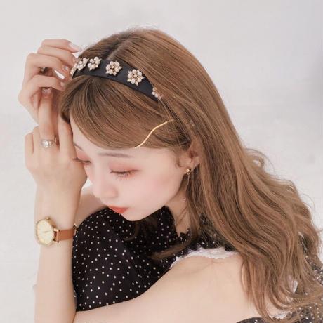retro-chic bijou headband
