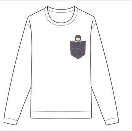 【結花乃】2019年ワンマンライブ「フェイクポケット長袖Tシャツ」
