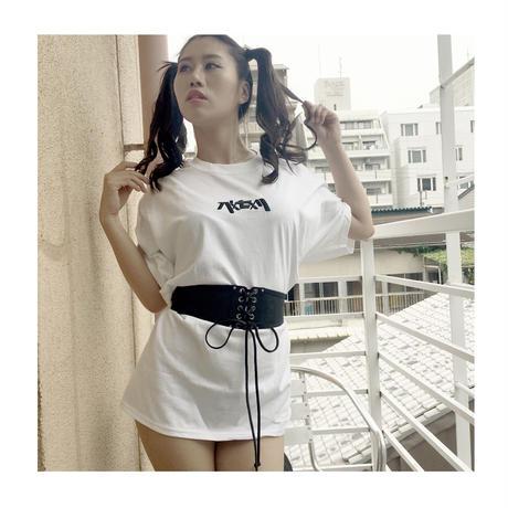 Champion ✖︎ パxセxリ ◎刺繍ロゴTシャツ