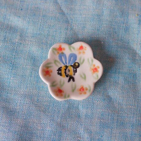 箸置き/花型/ミツバチ