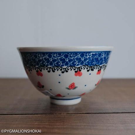 ご飯茶碗/苺ゼリー