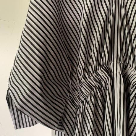 SI-HIRAI   RECTANGLE DRESS