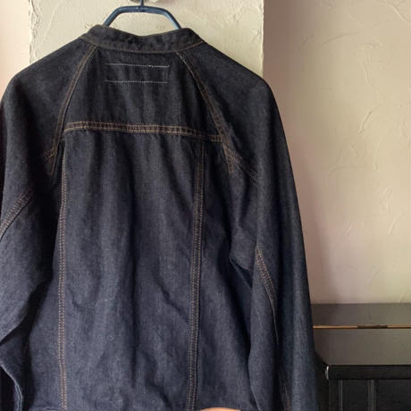 si-si-si comfort    DENIM JACKET