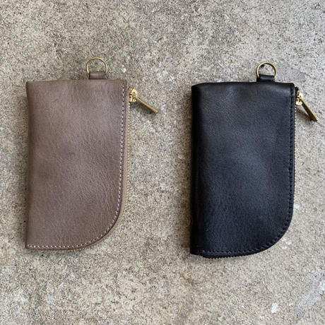 【 ViN 】   Key Case / black