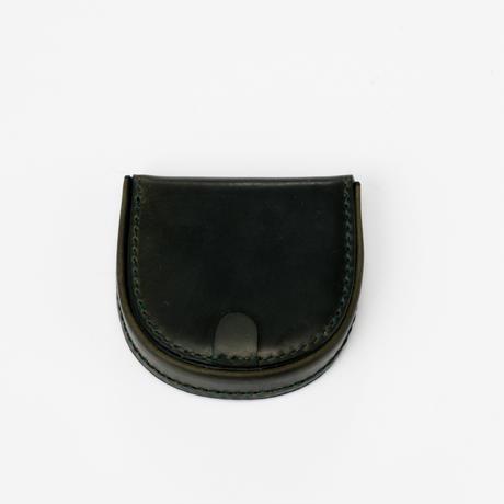 q-HORSE コードバン馬蹄形コインケース