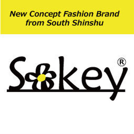 "Sokey ""ALL"" 牛革ベルト"