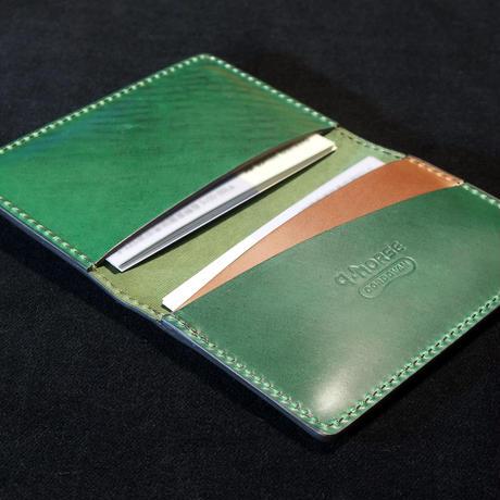 q-horse セルフフィニッシュコードバン カードケース(穴無しタイプ)