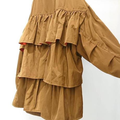 【Risley】Back Frill MA-1 (1740401)