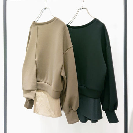 【Risley】Layered Pullover (1740405)