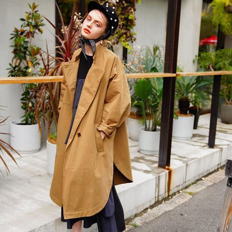 【Risley】Big Silhouette Coat(1740403)