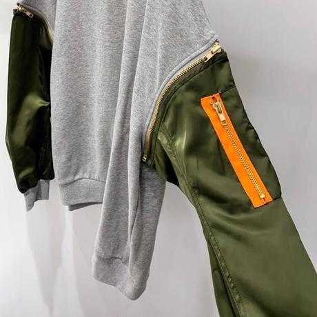 【Risley】MA-1 Pullover (1740412)