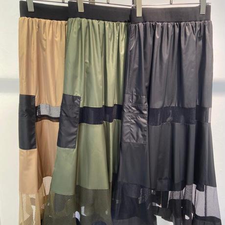 【Risley】  Mesh Skirt  (1740323)