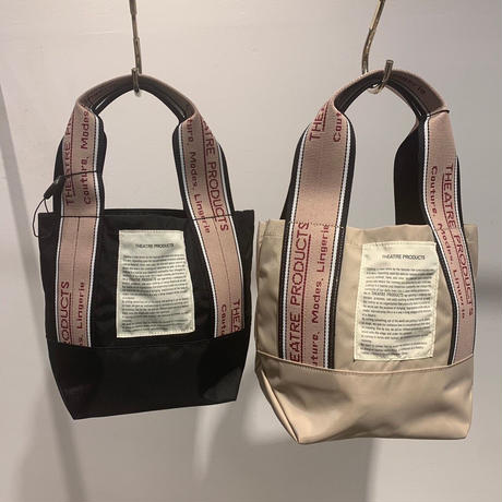 【THEATRE PRODUCTS】 Jacquard Tape Bag S (2200004)