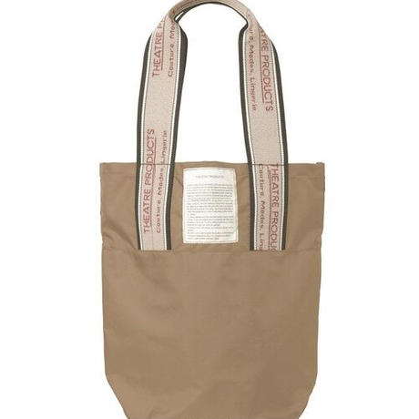 【THEATRE PRODUCTS】 Jacquard Tape Bag L (2200003)