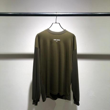 【OCMS】 CHO YABAI  UNISEX LONG T-SHIRTS(1740309)