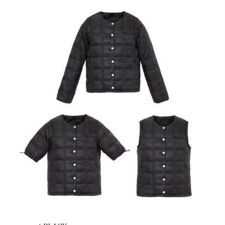【WOMEN TAION EXTRA UTILITY PERFORMANCE WEAR】CREW NECK INNER DOWN SET(2220003)