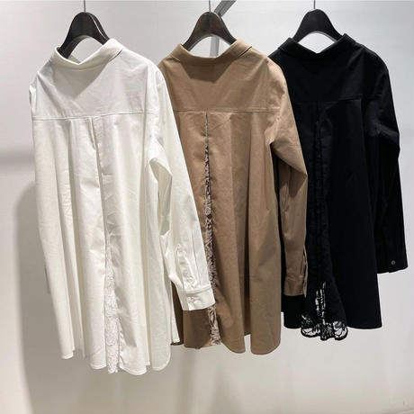 【Risley】Back Lace Shirts  (1740354)