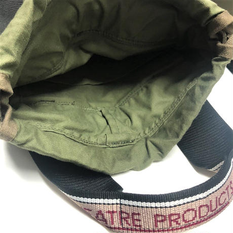【THEATRE PRODUCTS】  Military Oxford Cloth Bag (2200007)