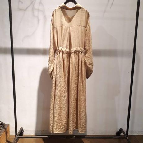 【Risley】Shirt Flare One-Piece (1740396)