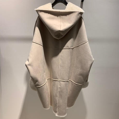 【Risley】Reversible  Mouton Short Coat(1680012)