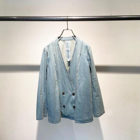 【Risley】No Collar Set Up Jacket (1740369)
