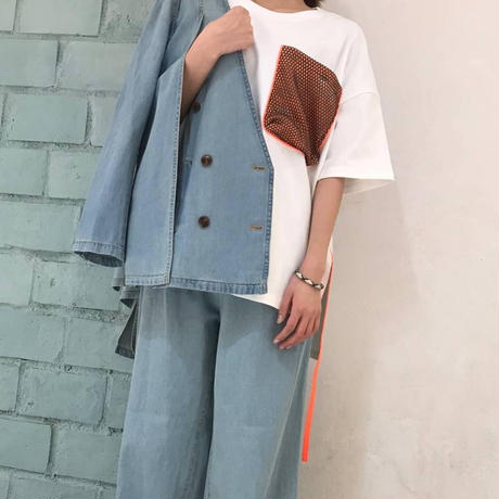 【Risley】 POKET T-SHIRTS (1740360)