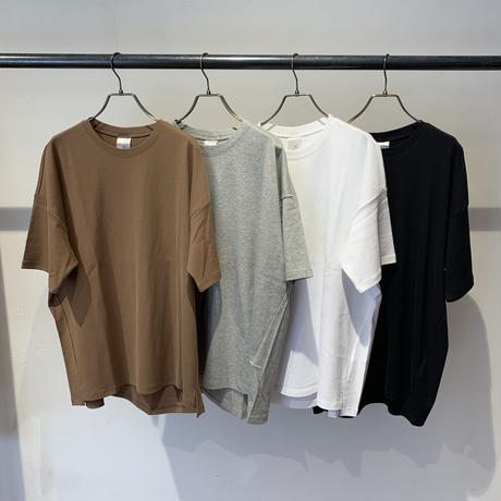 【Risley】Mens Plain T-shirt (1740235)