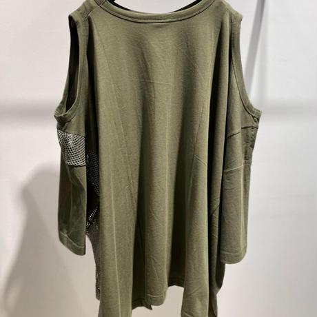 【Risley】Mesh T-Shirts (1740348)