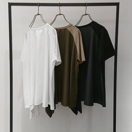 【Risley】Asymmetry T-Shirt (1740385)