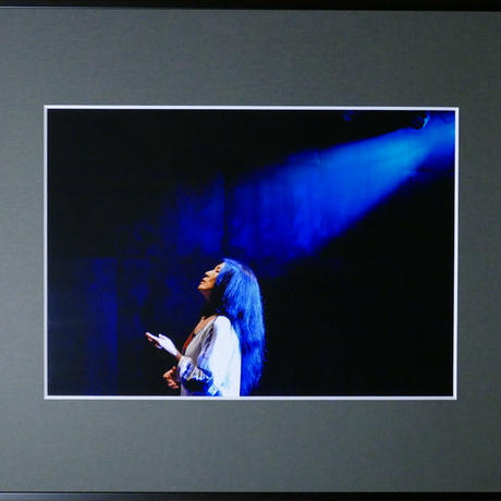 高下徹 写真作品  『蜂谷真紀2020.5.24アトリエ第Q藝術』
