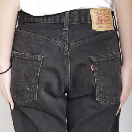 RemakeDenim(Levi's512)
