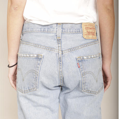 RemakeDenim(Levi's505)