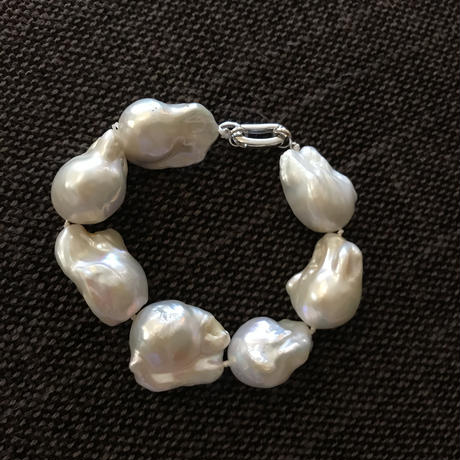 Freshwater Pearl 3way necklace