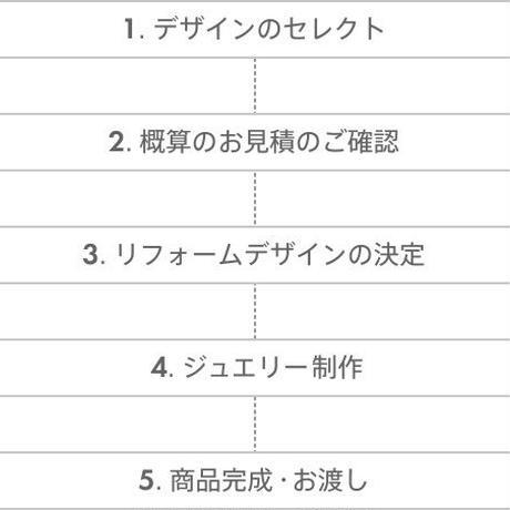 How to Bespoke Order :お読みください