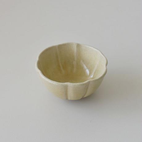 たくまポタリー 綿花 小鉢 はちみつ