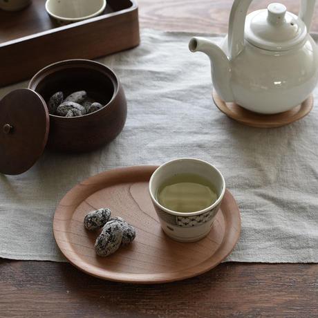 古道具部  煎茶盆 大 トレイ
